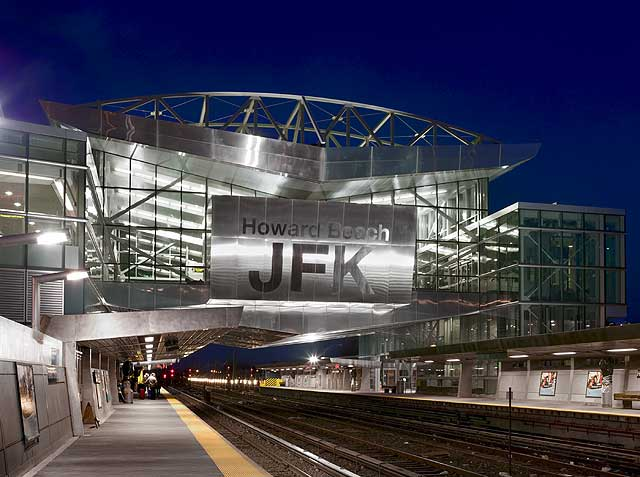 how to get from jfk to port authority