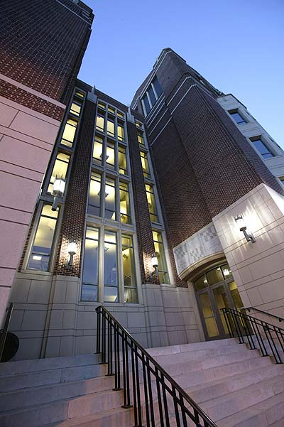 University of Maryland - Thurgood Marshall Law Library