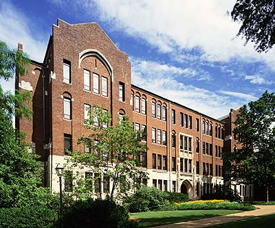 Vanderbilt University - Calhoun Hall